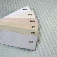 1000tc Egyptian Single Ply Set Of 2 Pillowcases