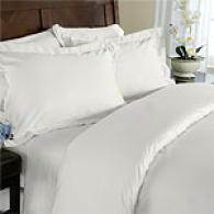 1200tc 100% Egyptian Cotton Single Ply Duvet Set