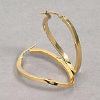 14k Yellow Gold 1.75