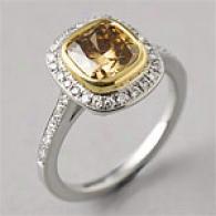18k 2.49 Cttw. Igi Certified Diamond Ring