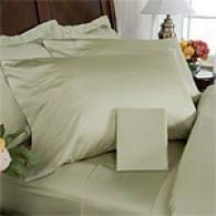 400tc Singgle-ply Egyptian Cotton Sheet Set W/bonus