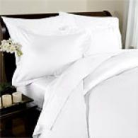 500tc Egyptian Cotton Single Ply Duvet Set