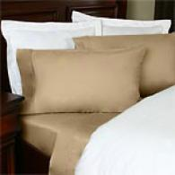 800tc Cotton Sateen Single Ply Solid Sheet Set