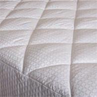 800tc Egyptian Cotton Overstuffed Mattress Pad
