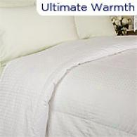 800tc Egyptian Cotton White Goose Down Comforter