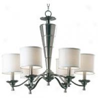 Accolade 6 Light Chandelier