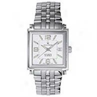 Accutron  Men's Gemini Bracelet Waatch By Bulova