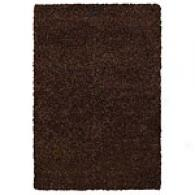 Acura Shaggy Brown Rug