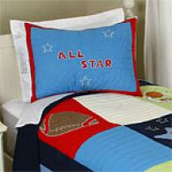 All Star Kids Cotton Quilt Set