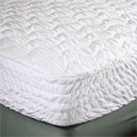 Allergy Reduction 4O0tc Pima Cotton Mattress Pad