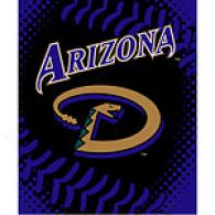 Arizona Diamondbacks 60in X 80in Baseball Throw