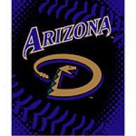 Arizona Diamondbacks 60in X 80in Baseball Throw