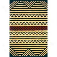 Aspen Collection Multi Colored Rug