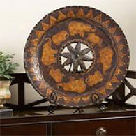 Bangladesh Decorative Plate & Stand