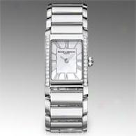 Baume & Mercier Hampton Womens Diamond Watch