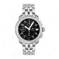 Baume & Mercier Men's Diamond Chronograph