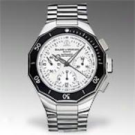 Baume & Mercier Riviera Mens Chronograph Watch