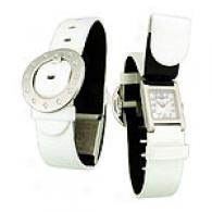 Baume & Mercier Women's Vice Versa Watch Moa08587