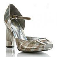 Bcbgirls Darleen Opn-toe Ankle Strap Pump