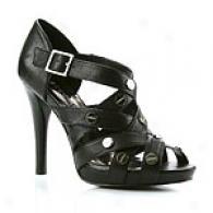 Bcbgirls Dimitria Strappy Studded Platform Sandal