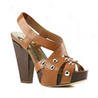 Bcbgirls Enrik 2 Strappy Studded High Heel Sandal