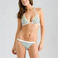 Bcbgmaxazria Celadon Combo Swim Suit