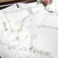 Bellino Isabella 250tc Embroidered Iyalian Bedding