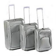 Benetton College 3pc Luggage Set