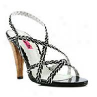 Betseyville Abbott Braided High Heel Sandal