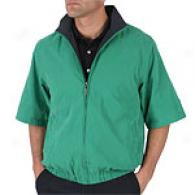 Bobby Jones Players Kelly Green Sueded Jaacket