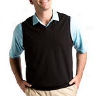 Bobby Jones Players Pima Cotton Pique Vest