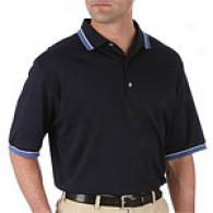 Bobby Jones Players Solid Pima Short Sleeve Polo