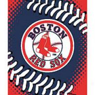 Boston Red Sox 60in X 80in Baseball Throw