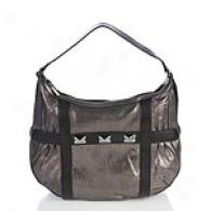 Botkier Studio Anthracite Hobo