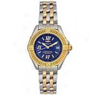 Breitling Women's B-claas Steel & 18k Chronometer