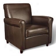 Brown Joshua Club Chair