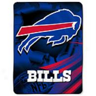 Buffalo Bills 60in X 80in Throw