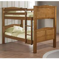 Bunk Bed With Shutters