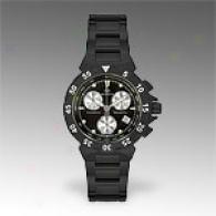 Burett Neo Abyss Chronograph Watch