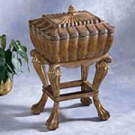Butler Heritage Mushroom Box