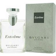 Bvlgari Extreme Men's 3.4oz Eau De Toilette Spray