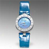 Bvlgari Womens Bzero 1 Blue Watch