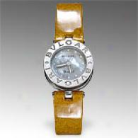 Bvlgari Womens Bzero 1 Mop Watch