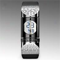 Bvlgari Womens Ipno Digital Diamond Watch