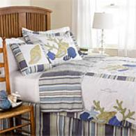 By The Sea Applique Quilt 3pc Set