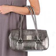 Calvin Klein City Pebble Mean average City Satchel