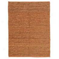 Calyana Dark Copper Hand-woven Rug