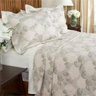 Cannes Matelasse Coverlet Set