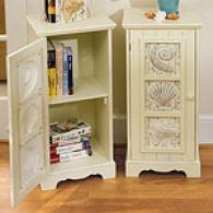 Cape Craftsmen Coastal Assemblage Cabinet