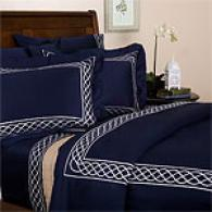Capri 400tc Sinvle Ply Stately Estate Duvet Set